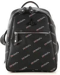 Vivienne Westwood Backpack For Women - Black