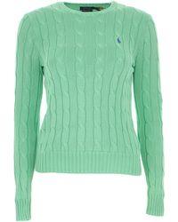 Ralph Lauren Jersey de Mujer - Verde