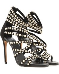 Balmain Shoes For Women - Black