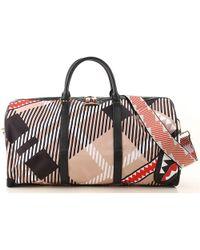 Sprayground Weekender Duffel Bag For Men - Multicolor
