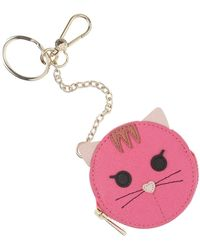Furla Key Chain For Women - Pink