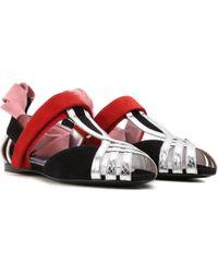 Prada - Ballet Flats Ballerina Shoes For Women - Lyst