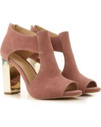 668b910fd6d7 Michael Kors - Sandals For Women - Lyst