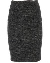 Michael Kors Falda para Mujer Baratos en Rebajas Outlet - Negro