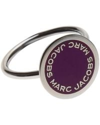 Marc Jacobs Ring For Women - Purple
