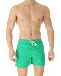 Ralph Lauren Bañador Boxer Largo - Verde