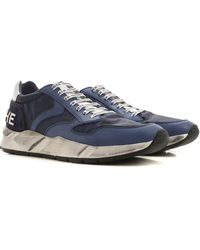 Voile Blanche Trainers On Sale - Blue