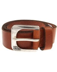 G-Star RAW Belts For Men - Brown