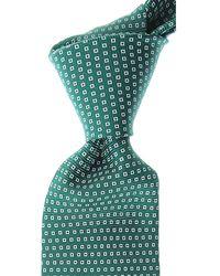 Kiton Krawatten Günstig im Sale - Grün