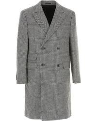 Ermenegildo Zegna Men's Coat - Gray