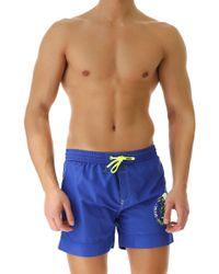 ec110a4686 Men's DIESEL Beachwear - Lyst