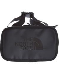The North Face Neceser para Hombre Baratos en Rebajas - Negro