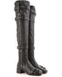 separation shoes 26823 04f85 Stivali e Stivaletti Donna In Outlet - Nero
