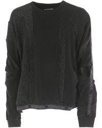 Nicopanda Sweatshirt For Men - Black