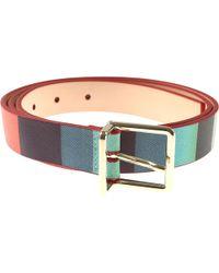 Paul Smith Womens Belts - Multicolour