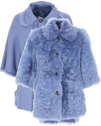 RED Valentino Jacket For Women - Blue