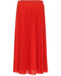 RED Valentino - Falda para Mujer - Lyst