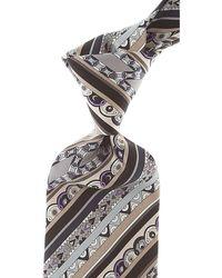 Emilio Pucci Cravates Pas cher en Soldes - Multicolore