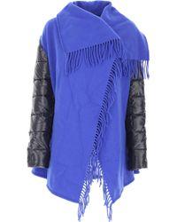Moncler - Abrigo de Mujer - Lyst