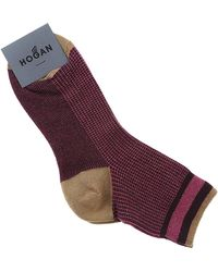 Hogan - Socks On Sale - Lyst