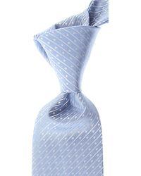 Giorgio Armani Krawatten Günstig im Sale - Blau