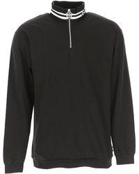 Gcds Sweatshirt For Men On Sale - Black