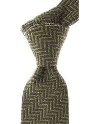 Fefe Cravates Pas cher en Soldes - Vert