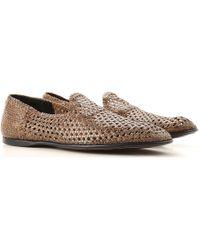 d00b451846d8b Lyst - Pantofole e ciabatte da uomo di Dolce   Gabbana a partire da ...
