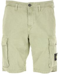 Stone Island - Shorts For Men - Lyst