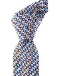 Fefe Cravates Pas cher en Soldes - Bleu