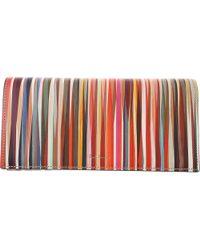 Paul Smith Porte-monnaie Femme - Multicolore
