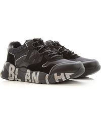 Voile Blanche Trainers For Women - Black