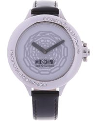 Moschino Watch For Women - Black