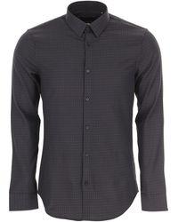 Guess Shirt For Men - Gray
