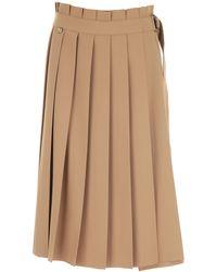 Twin Set Skirt For Women - Multicolor