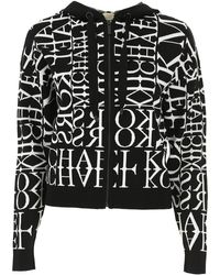 Michael Kors Sweatshirt For Women - Black