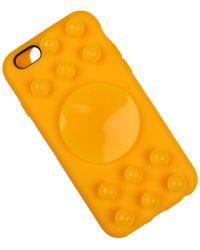 Marc Jacobs IPhone 6 • 6S - Naranja