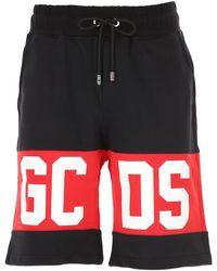 Gcds Shorts para Hombre - Negro