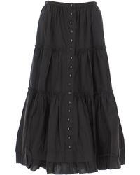 Marc Jacobs Skirt For Women - Black