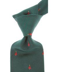 RAFFAELLO Krawatten Günstig im Sale - Grün
