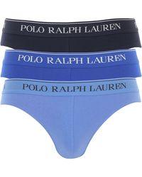 Ralph Lauren Calzoncillos para Hombre Baratos en Rebajas - Azul