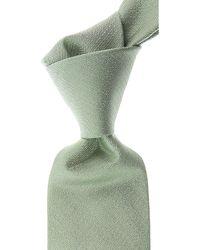 Moschino Cravates Pas cher en Soldes - Vert