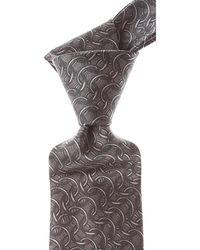 Giorgio Armani Krawatten Günstig im Sale - Braun