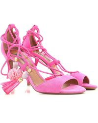 Dolce & Gabbana Shoes For Women - Pink