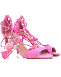Dolce & Gabbana Sandalen für Damen Günstig im Outlet Sale - Pink