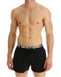 Moschino Swim Shorts Trunks for Men In Saldo
