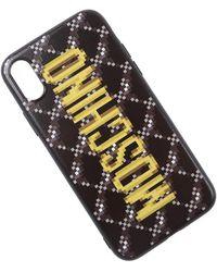 Moschino Fundas iPhone - Negro