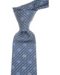 Gucci Krawatten Günstig im Sale - Blau