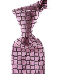 Ermenegildo Zegna Krawatten Günstig im Sale - Lila