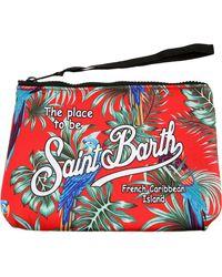 Mc2 Saint Barth Bolsa para Mujer - Rojo